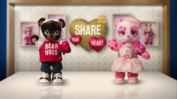 Build-A-Bear Workshop TV Spot, \'2017 Valentine\'s Day: Adventure\'