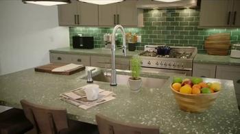 2017 HGTV Dream Home TV Spot, 'Interior Designer and Delta'