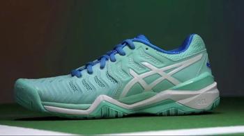 Tennis Warehouse TV Spot, 'ASICS Gel-Resolution 7 & Solution Speed 3'