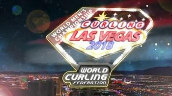 2018 World Men's Curling Championship TV Commercial, 'Las Vegas ...