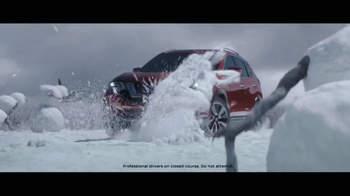 2016 Nissan Rogue TV Spot, \'Return of the Snowman: Bonus\'