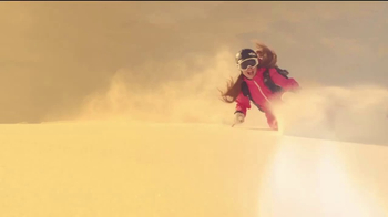 Utah Office of Tourism TV Spot, 'Skiing' Featuring Sierra Quitiquit