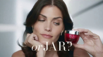 Olay Regenerist Micro-Sculpting Cream TV Spot, 'Genes or Jar?'