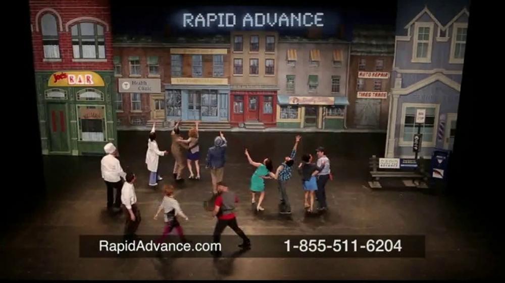 RapidAdvance TV Commercials - iSpot.tv