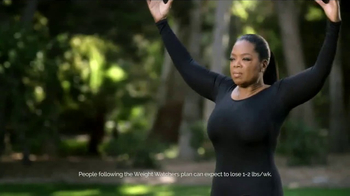 Weight Watchers TV Spot, \'Never Feel Deprived\' Featuring Oprah Winfrey