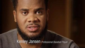American Heart Association TV Spot, 'AFib: Curveball' Feat. Kenley Jansen