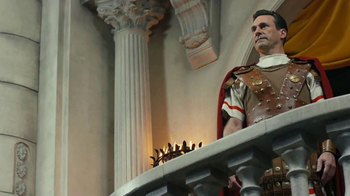 H&R Block TV Spot, 'Rome' Featuring Jon Hamm