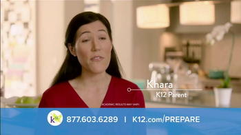 K12 TV Spot, 'Leader in Online Learning for Grades K-12'