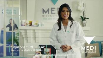 Medi-Weightloss TV Spot, 'Dr. Shah and Kim'