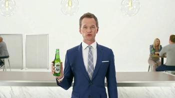 Heineken Light TV Spot, 'Hypnotize' Featuring Neil Patrick Harris - Thumbnail 1