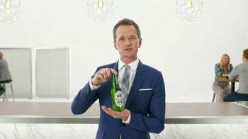 Heineken Light TV Spot, 'Hypnotize' Featuring Neil Patrick Harris - Thumbnail 3