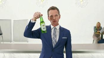 Heineken Light TV Spot, 'Hypnotize' Featuring Neil Patrick Harris