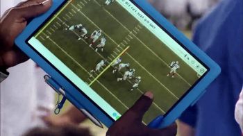 Microsoft Surface TV Spot, 'NFL Sidelines: Steelers vs. Chiefs'