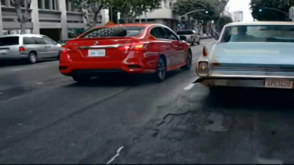 2016 Nissan Sentra TV Commercial, 'Shark' - iSpot.tv