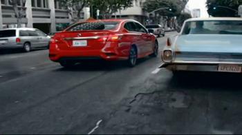 2016 Nissan Sentra TV Spot, 'Shark'