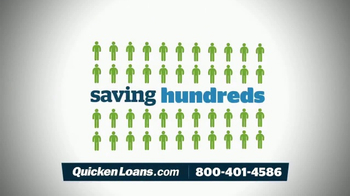 Quicken Loans HARP TV Spot, 'Refinance With HARP and Start Saving'