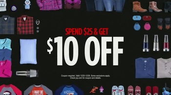 JCPenney After Christmas Sale TV Commercial, 'Deals & Coupons ...