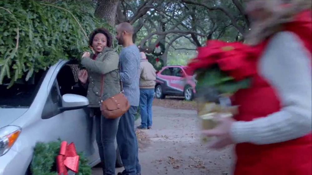 Best Christmas Car Commercials Under Tree