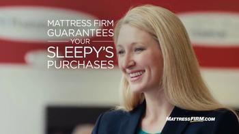 Mattress Firm TV Spot, 'Sleepy's Transformation'
