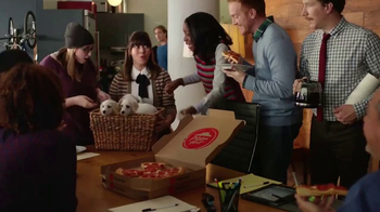 Pizza Hut TV Spot, 'The Outdoers: The Jessica'