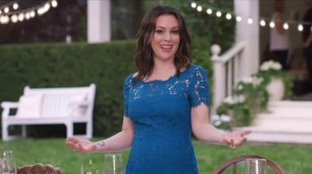 Atkins TV Spot, 'Finding Your Happy Weight' Featuring Alyssa Milano