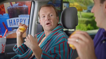 Sonic Drive-In Lil' Grillers TV Spot, 'Jammies'