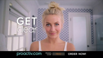 Proactiv TV Spot, 'Mornings' Featuring Julianne Hough