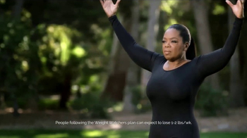 Weight Watchers TV Spot, \'Take the Leap\' Featuring Oprah Winfrey