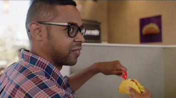 Taco Bell Double Stacked Tacos TV Spot, 'Order Envy' - Thumbnail 3