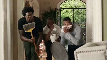 State Farm TV Spot, \'Set the Traps\' Featuring DeAndre Jordan, Chris Paul