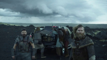Ram Trucks TV Spot, 'Vikings: Rambox'