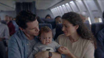 Kleenex TV Spot, 'Long Flight'
