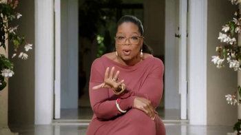 Weight Watchers TV Spot, 'Live Well, Lose Weight' Featuring Oprah Winfrey - Thumbnail 3