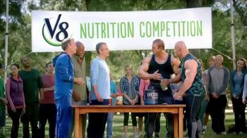 V8 Original TV Spot, 'V8 vs. Powdered Drink'