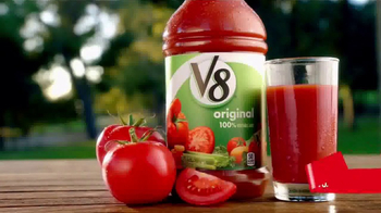 V8 Juice TV Spot, 'Wheel of Fortune: Fuel Your Day'