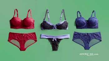 AdoreMe.com Flash Sale TV Spot, 'Bra & Panty Sets'