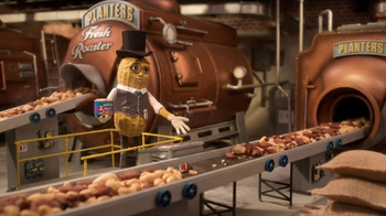 Planters TV Spot, 'Missing Inventory'