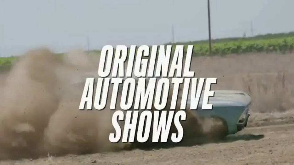 Motor trend on demand tv commercial 39 see this first for Is motor trend on demand worth it