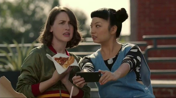 Pizza Hut TV Spot, 'The OutDoers: OutSelfie'
