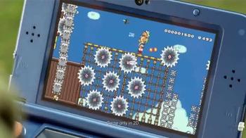Super Mario Maker TV Spot, 'Play Everywhere'