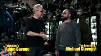 Brain Candy Live TV Spot, 'Blow Your Mind' Featuring Adam Savage