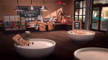 Cinnamon Toast Crunch TV Spot, 'Coffee Shop'