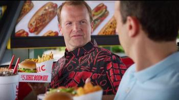 Sonic Drive-In $5 SONIC Boom Box TV Spot, 'Funky Lincoln'