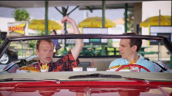 Sonic Drive-In $5 SONIC Boom Box TV Spot, 'Funky Lincoln'