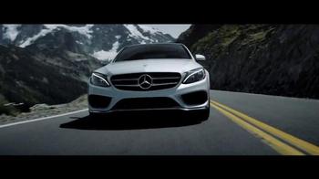 2016 Mercedes-Benz C 300 TV Spot, 'Conquer It All: One Car'