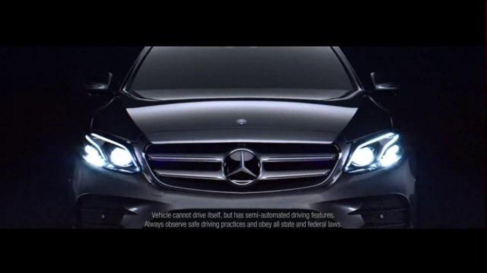 Mercedes benz tv commercials for Mercedes benz commercial