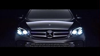 2017 Mercedes-Benz E300 Sport TV Spot, 'It's Everything'