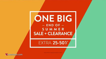 Overstock.com End of Summer Clearance Sale TV Spot, 'One Big End of Summer'