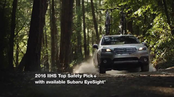 Subaru A Lot to Love Event TV Spot, \'2017 Outback\'