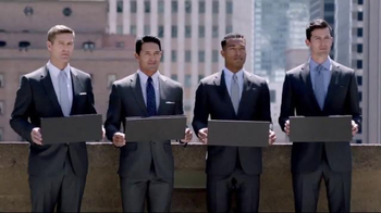 JoS. A. Bank TV Spot, \'Suit Challenge\'
